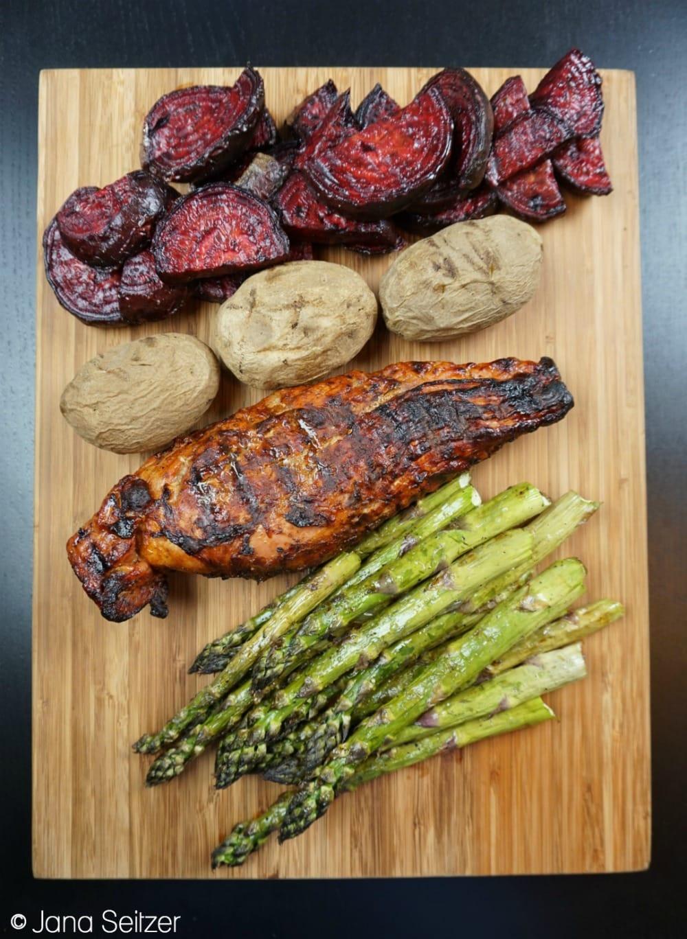Summer Grilling with Smithfield Marinated Fresh Pork