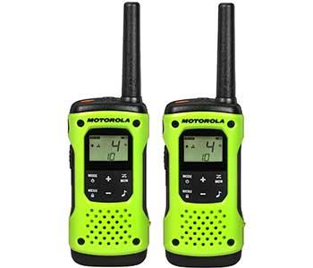 motorola talkabout walkie talkies