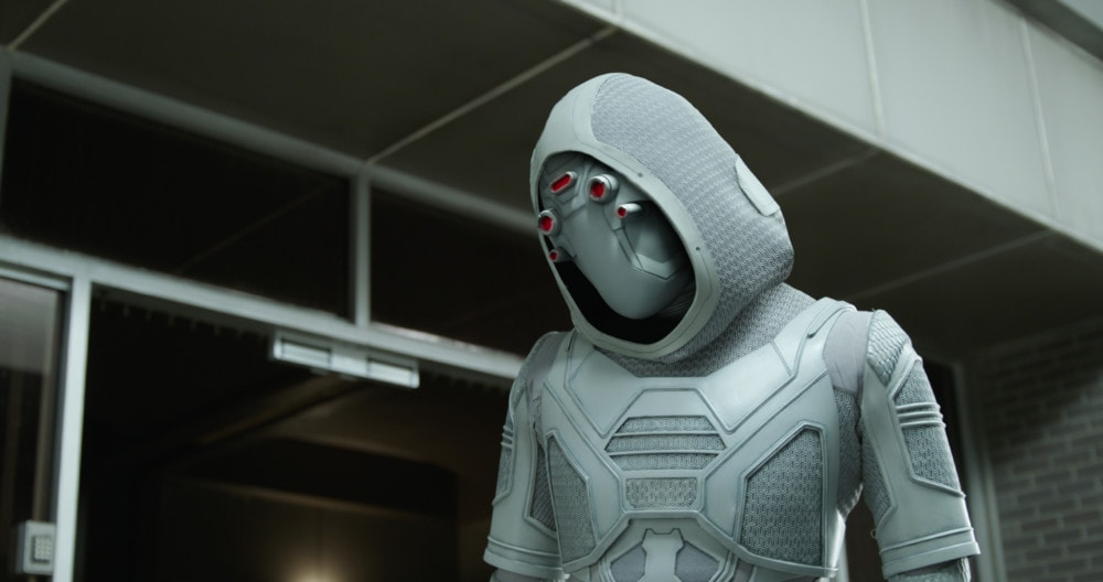 Ant-Man and the Wasp- Ghost