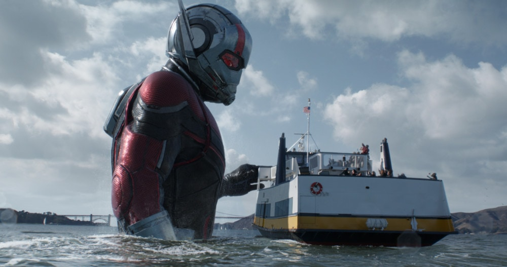 Giantman - Ant-Man and the Wasp