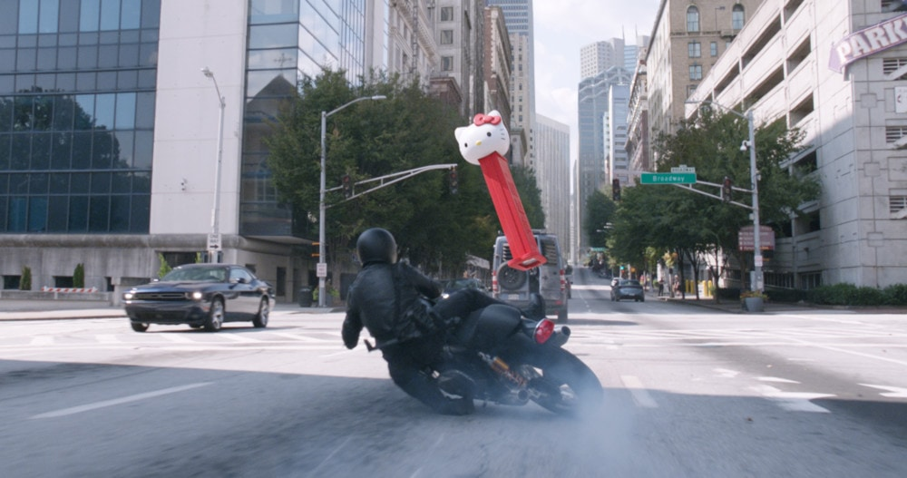 Hello Kitty Pez - Ant-Man and The Wasp