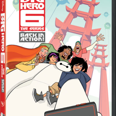 BigHero6The Series – Back in Action!