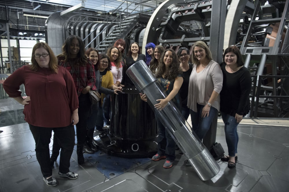 Ant-Man and the Wasp Set Visit Experience