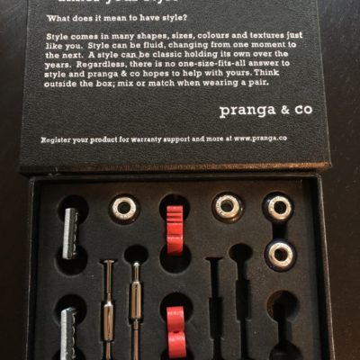 Enter to Win a Set of Pranga and Co. Cufflinks