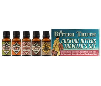 cocktails travelers bitters