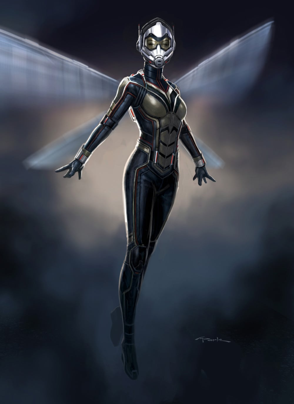Evangeline Lilly Talks Equality in Ant-Man and the Wasp - Wasp