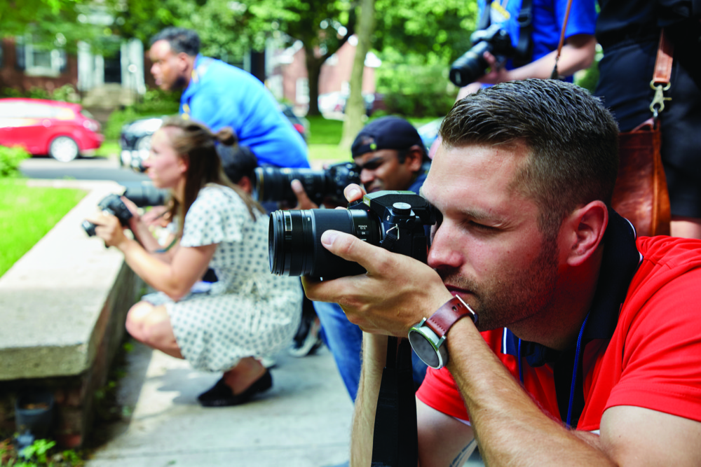 In-Store Best Buy Photography Workshop Tours