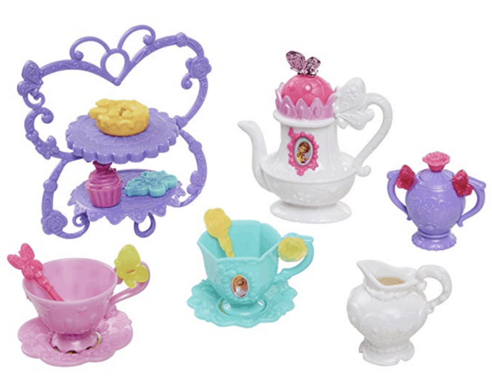 Fancy Nancy Fantastique Tea Set