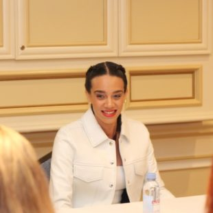 Hannah John-Kamen Talks Stunts and Girl Power