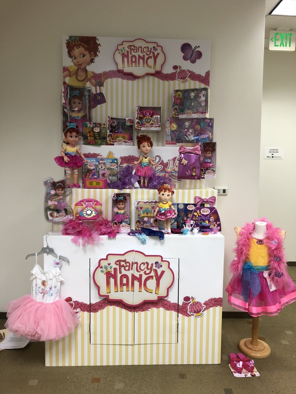 Fancy nancy merchandise