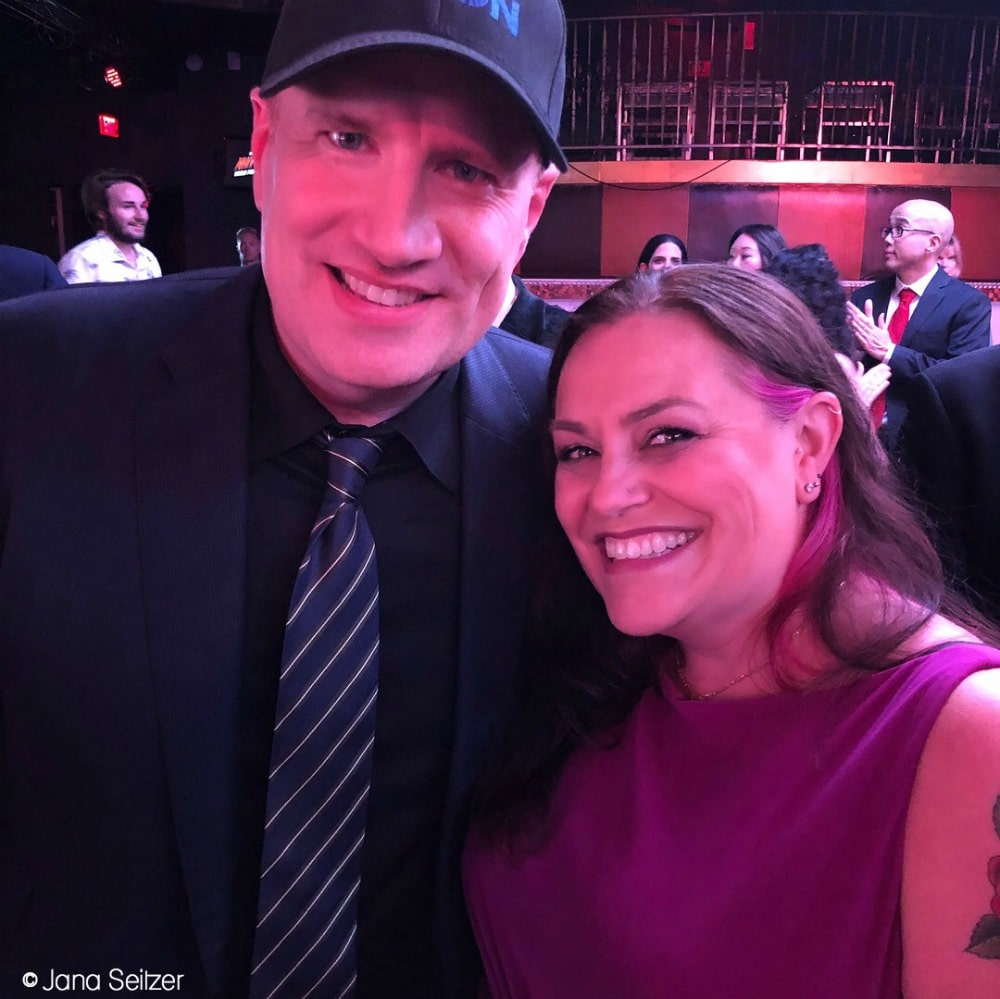 Ant-Man and the Wasp Red Carpet Premiere - Kevin Feige
