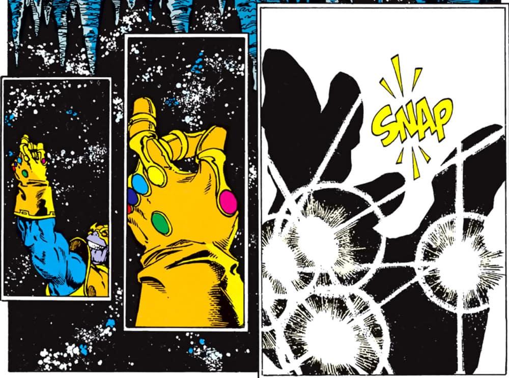 Thanos-Snap