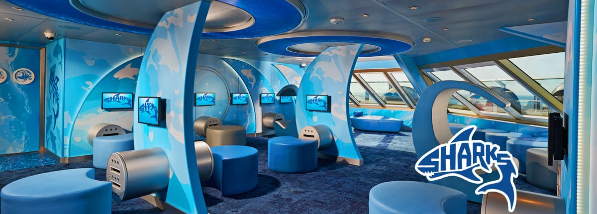 Best Cruise Activities for Tweens and Teens - Carnival Cruise - camp ocean