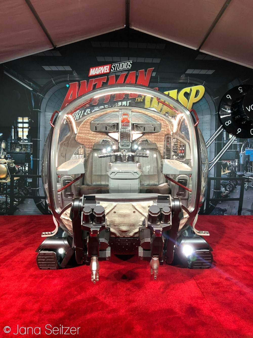 Ant-Man and the Wasp Red Carpet Premiere - pod