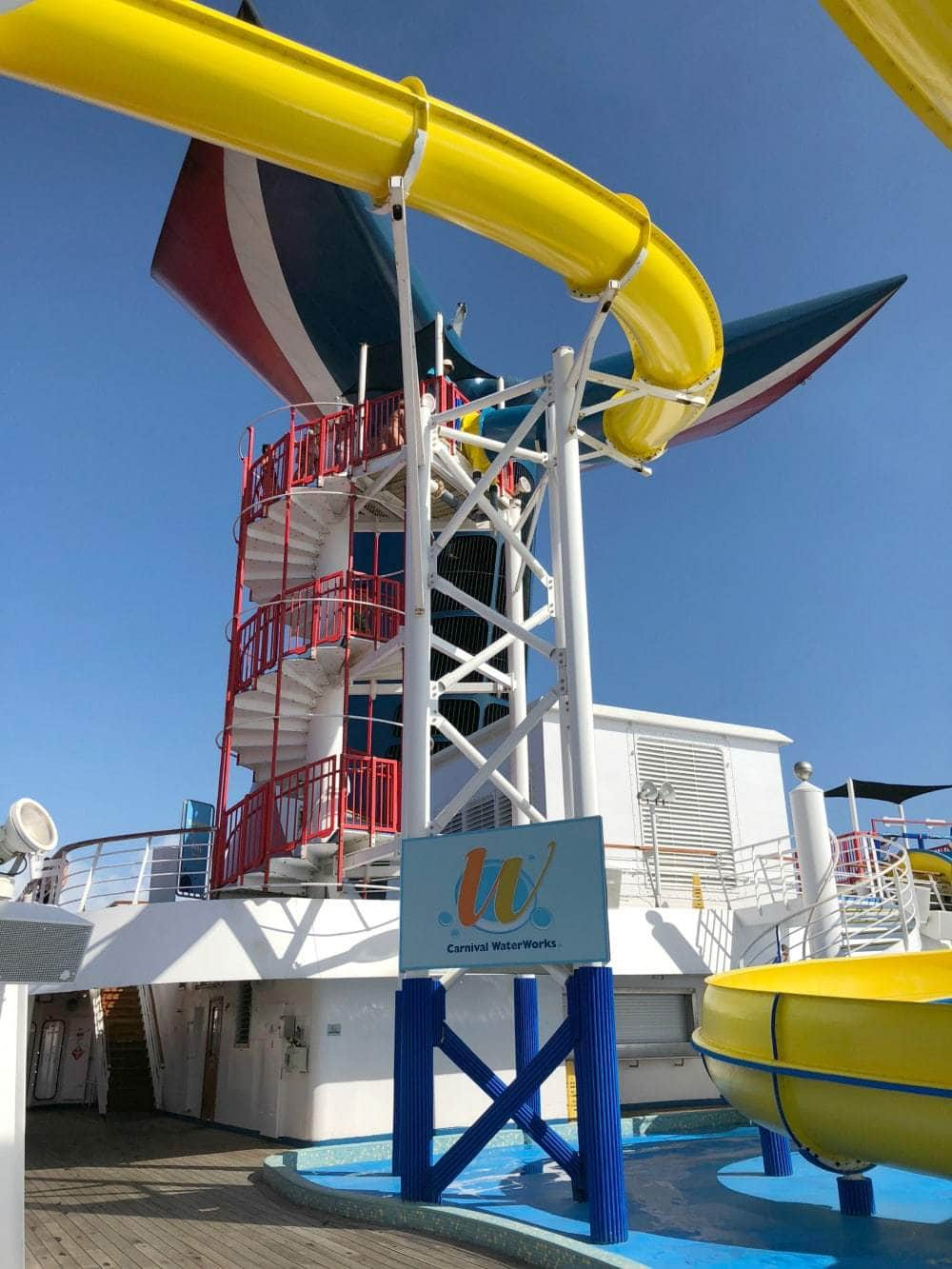 Best Cruise Activities for Tweens and Teens - Carnival Cruise - WaterWorks
