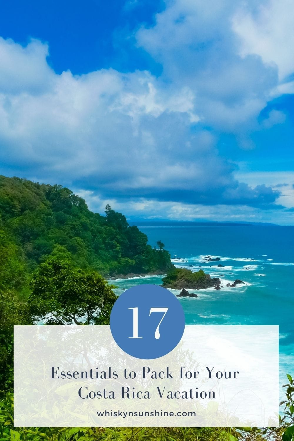 17 Essentials to Pack for Your Costa Rica Vacation