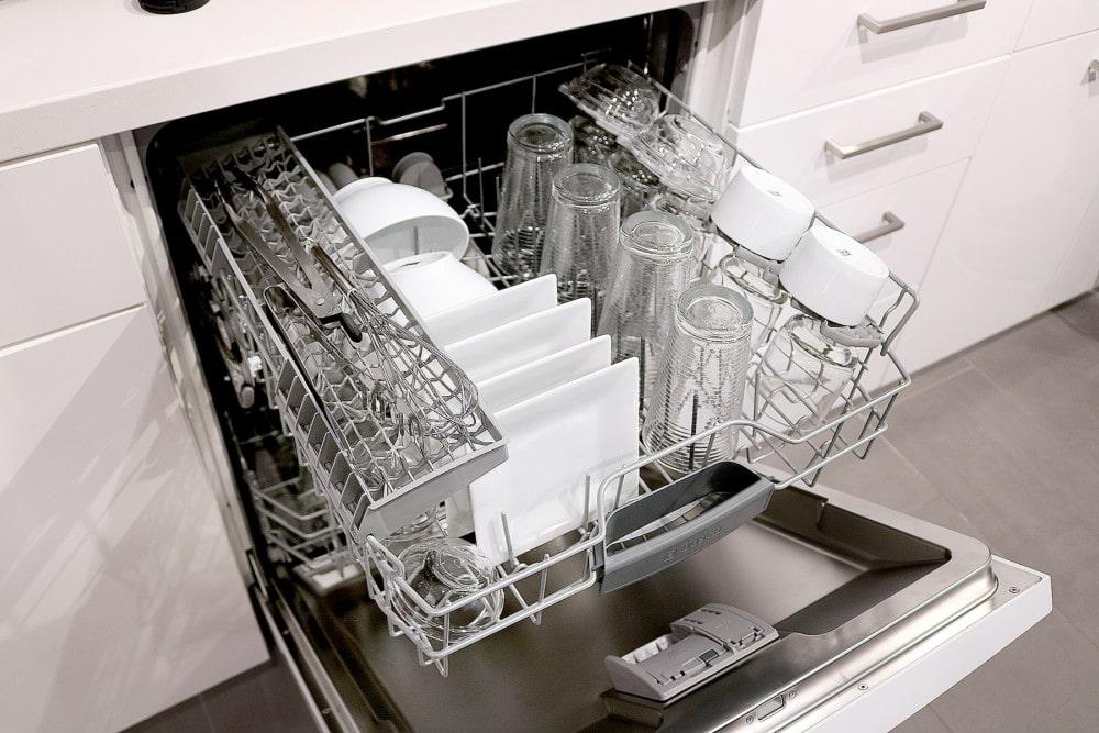 Update Your Kitchen with Bosch 100 Series Dishwasher