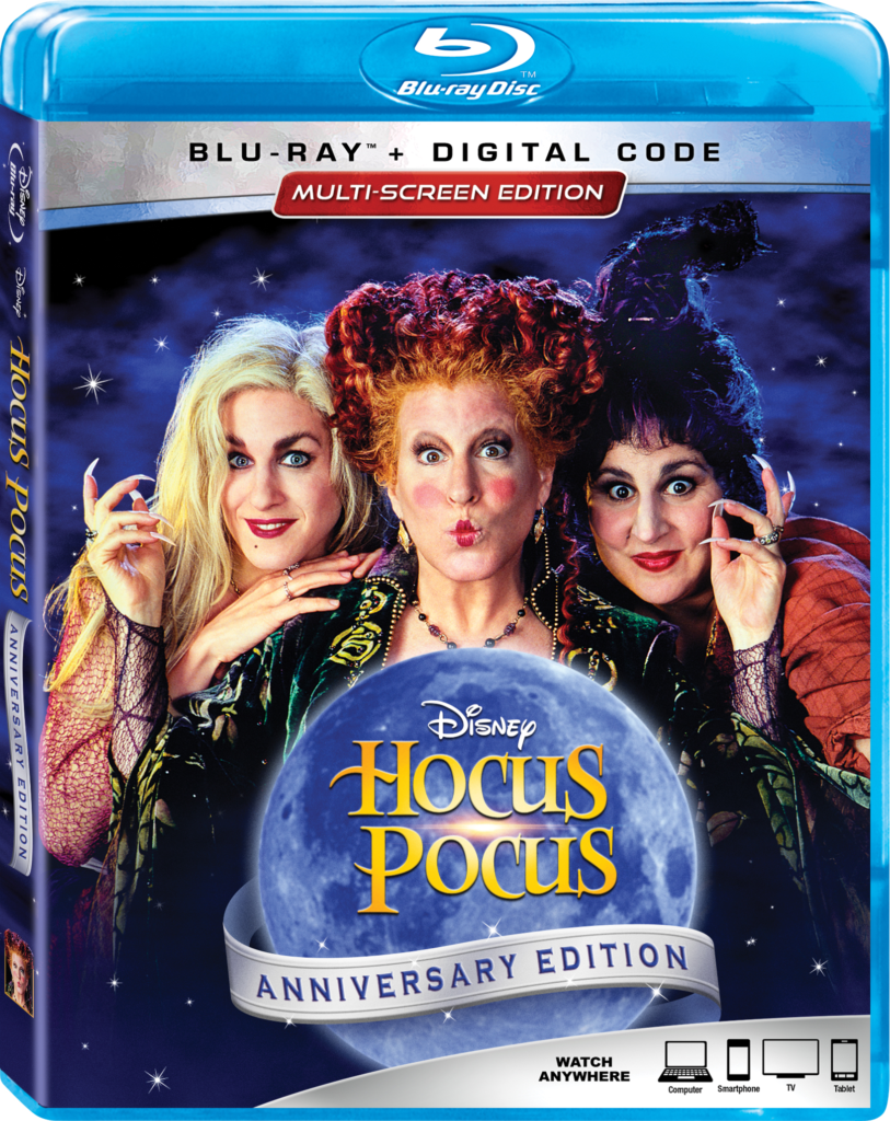 Hocus Pocus 25th anniversary edition
