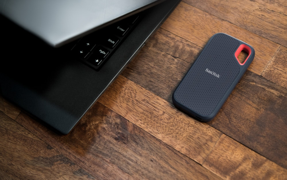 Protect Your Data with SanDisk - Extreme 1TB External USB