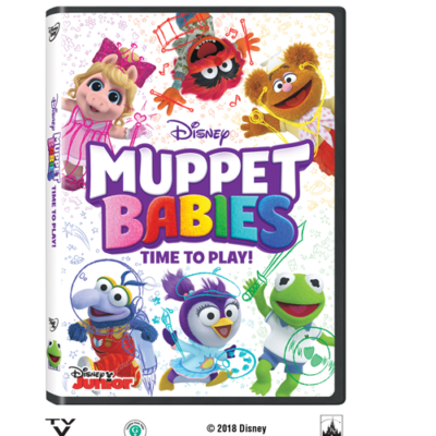 Muppet Babies: Time To Play on DVD