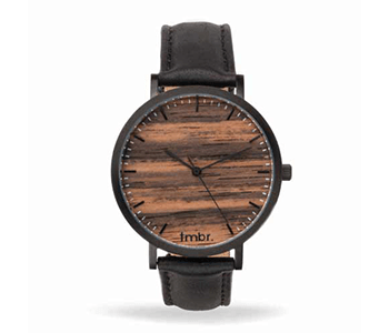 tmbrs wooden watch