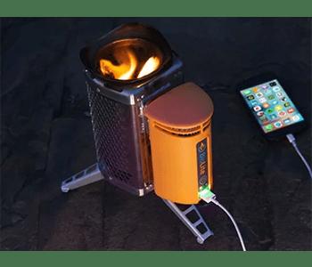 BioLite Wood Fueled Generator