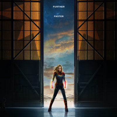 First Look at a HERo: Captain Marvel Trailer is Here + Captain Marvel Easter Eggs