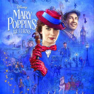 Headed to Los Angeles for the Mary Poppins Returns Red Carpet Premiere Event