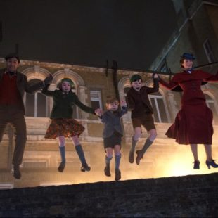 First Look: Mary Poppins Returns Trailer and Poster