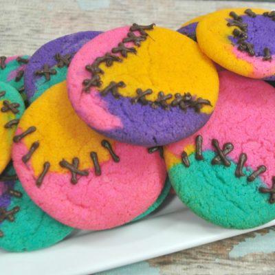 Nightmare Before Christmas – Sally Sugar Cookies