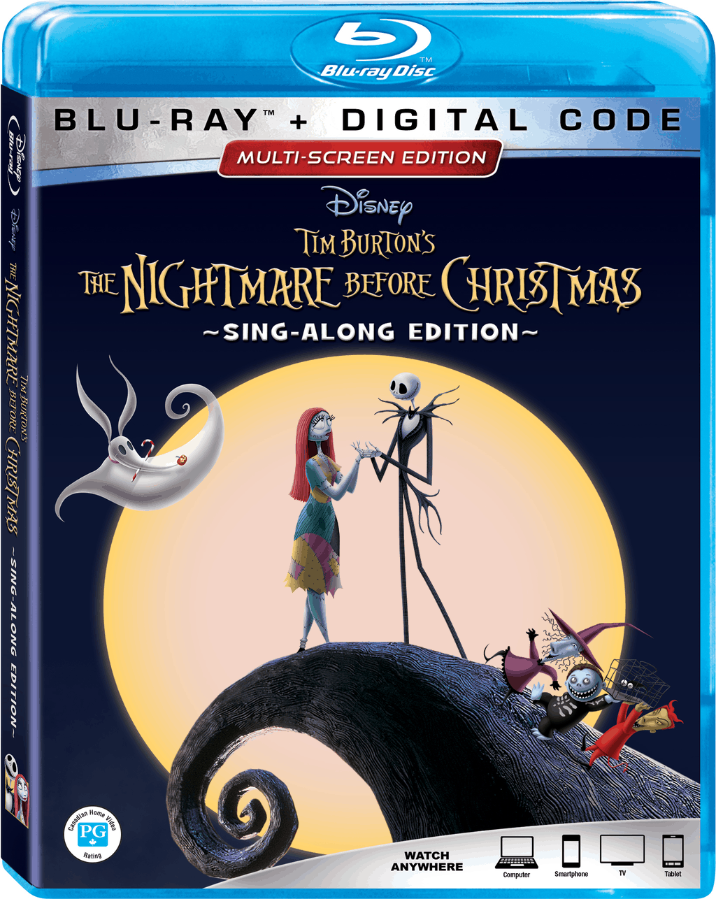 Nightmare Before Christmas 25th Anniversary Edition