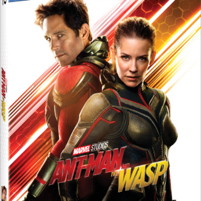 Ant-Man and the Wasp on Digital and Blu-Ray