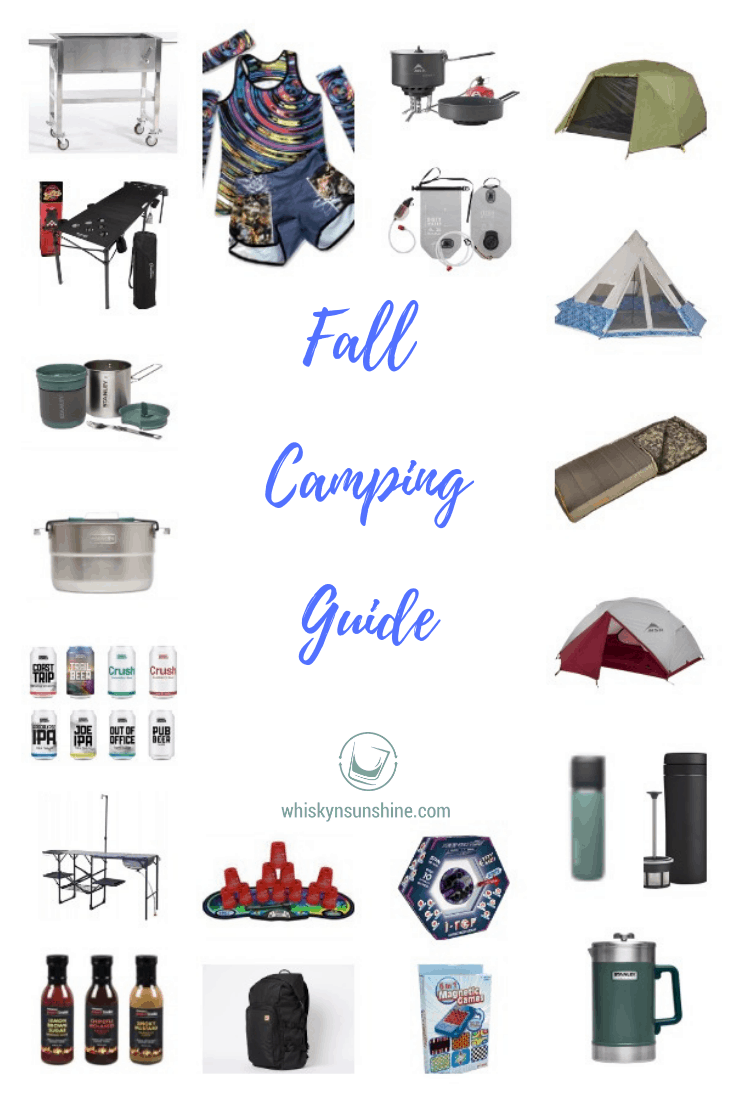 Best Camping Gear for Fall