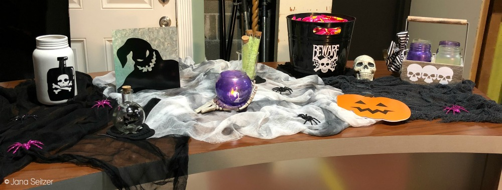 DIY Halloween Decor - KATU segment