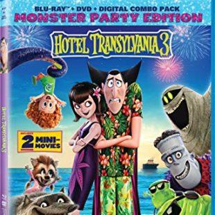 Hotel Transylvania 3 on Blu-ray, DVD, and Digital October 9