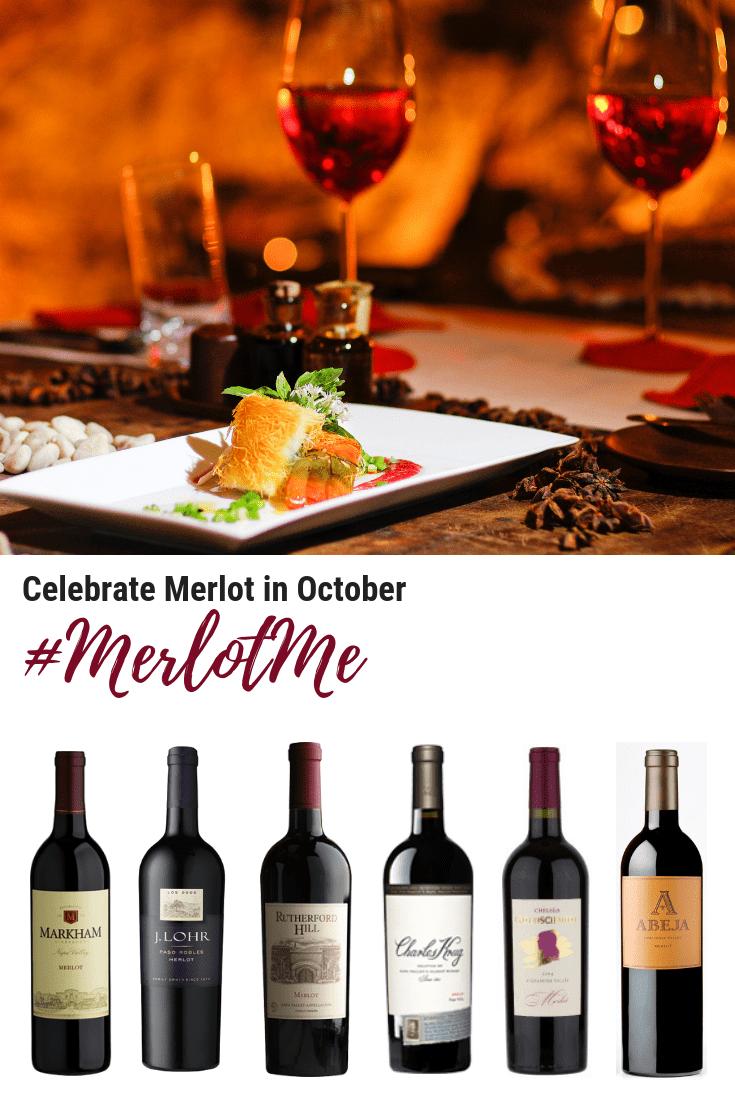 Celebrate #MerlotMe in October