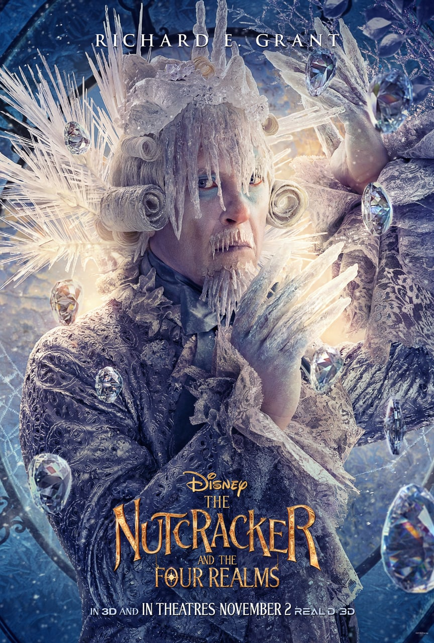Disney's The Nutcracker and the Four Realms - Shiver poster