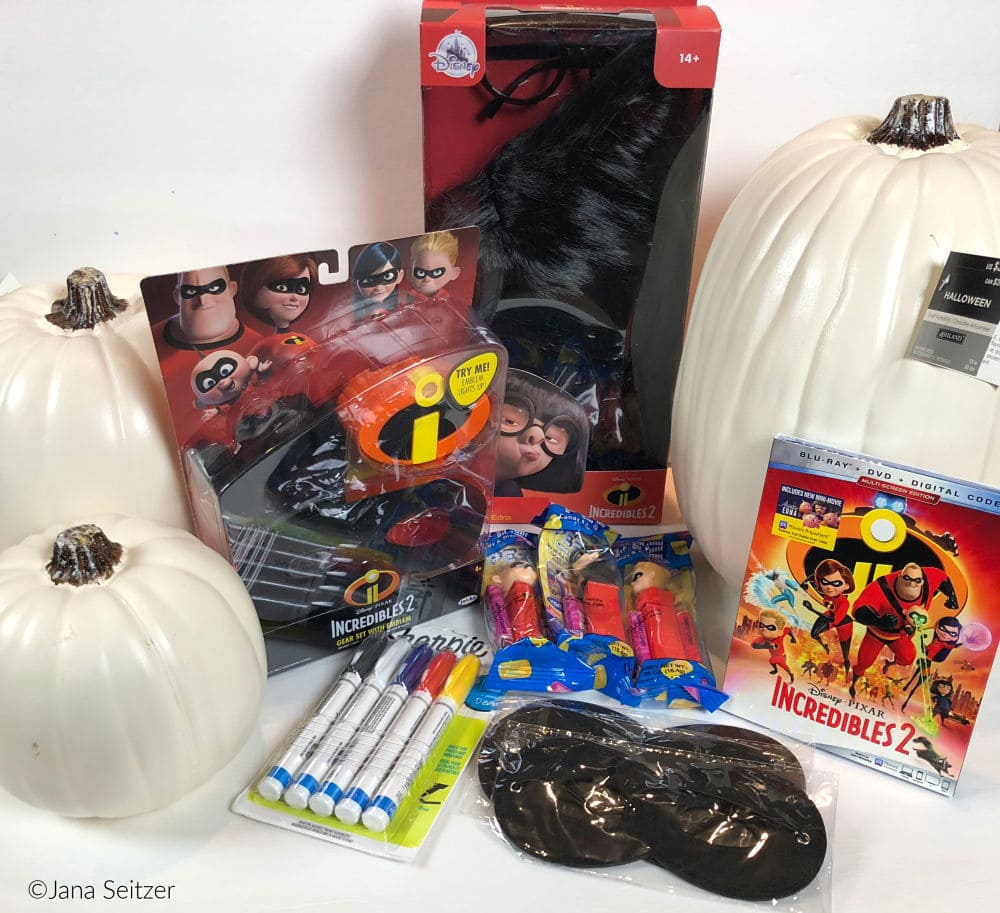 Incredibles 2 on Blu-Ray Nov. 6 - activities