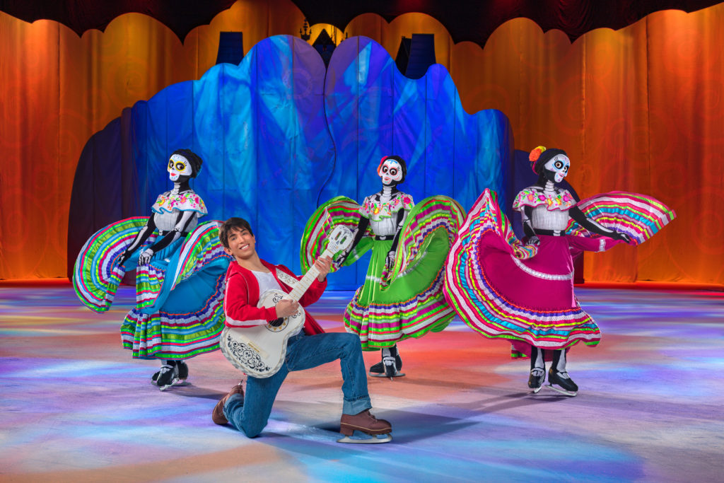 Disney On Ice in Portland through October 28 will make you Dare to Dream - Pixar Coco Miguel