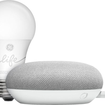 Get Connected with the Google Smart Light Starter Kit with Google Assistant