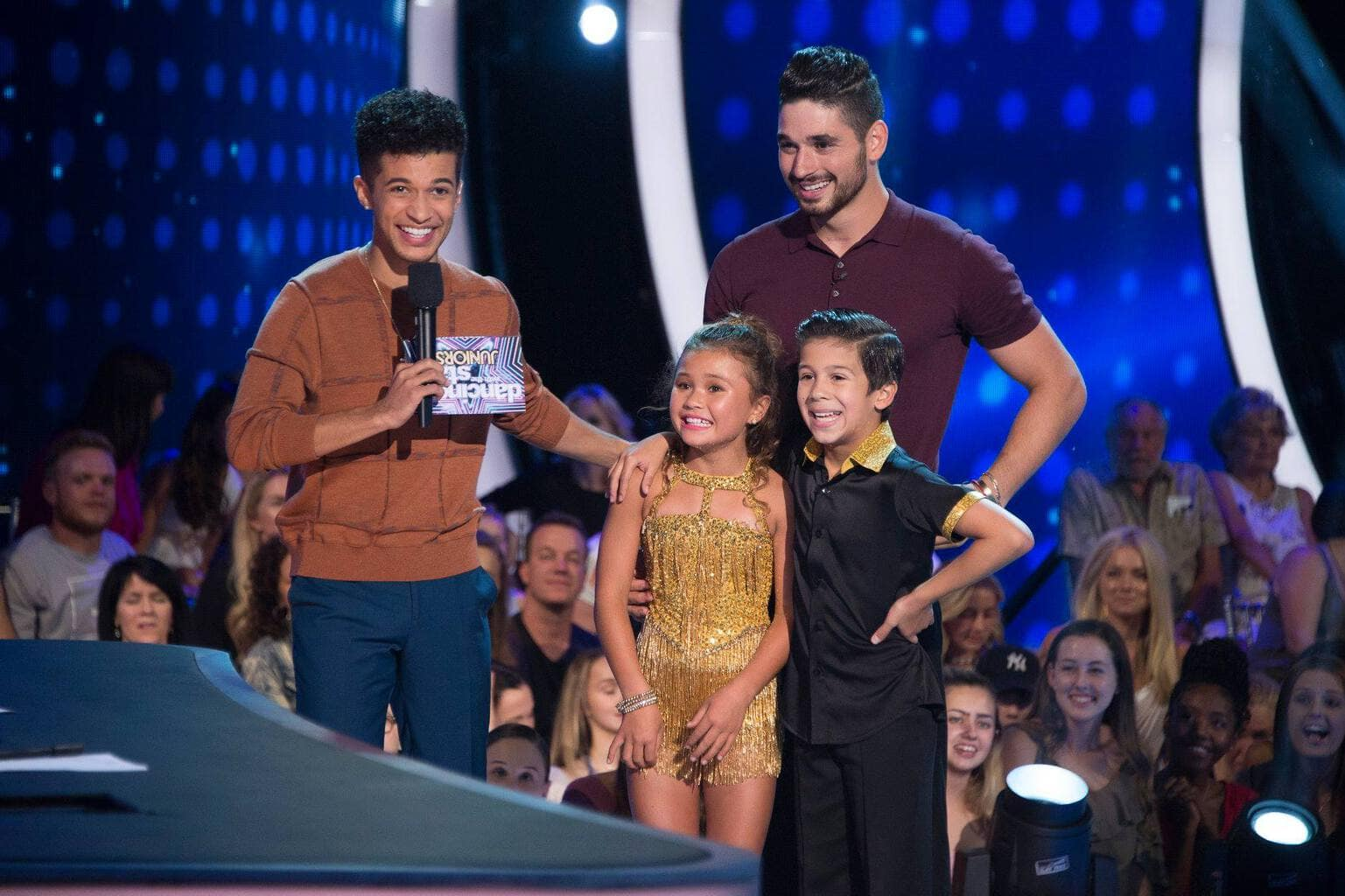 DANCING WITH THE STARS: JUNIORS - ALAN BERSTEN