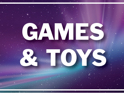 Games and Toys for the 2020 Holiday Season