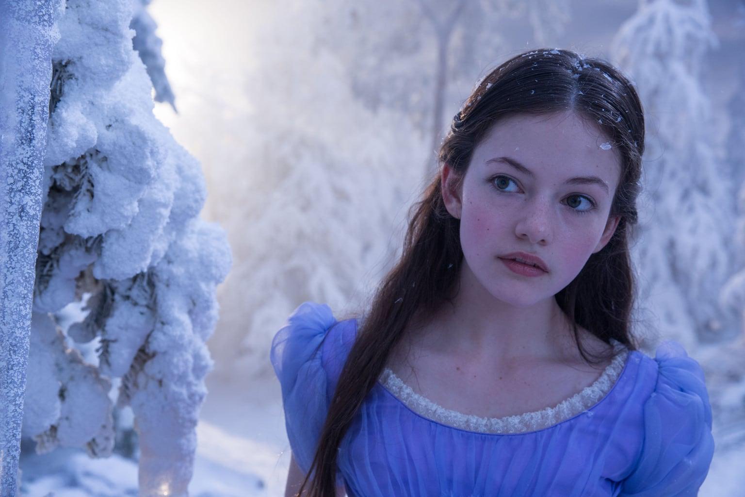 Mackenzie Foy Interview - Disney's Nutcracker and the Four Realms - Mackenzie Foy's favorite realm