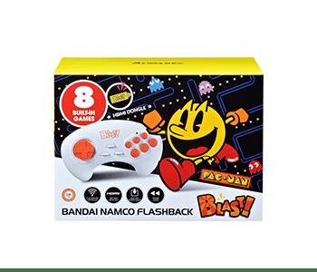 Bandai Namco Flashback Blast!
