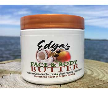 Edye's Face & Body Butter, Edye's Deep Nourishing Serum