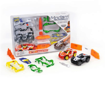 Modarri's Street Track Pack and cars!