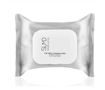 SLMD Zero Step Cleansing Wipes