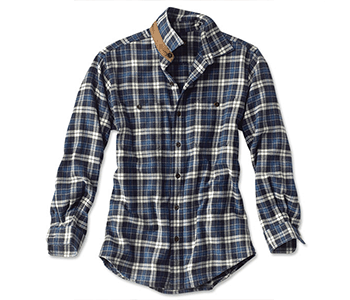 the perfect flannel shirt