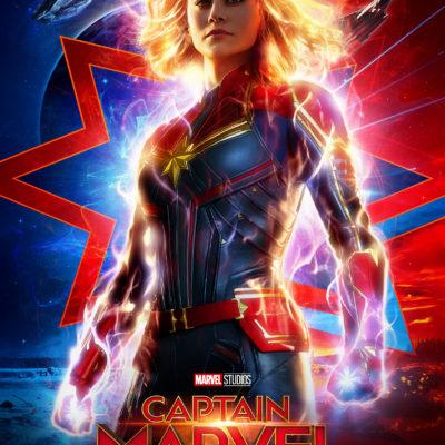 Shhhh I've been Keeping a Secret – Captain Marvel Set Visit + Captain Marvel Trailer
