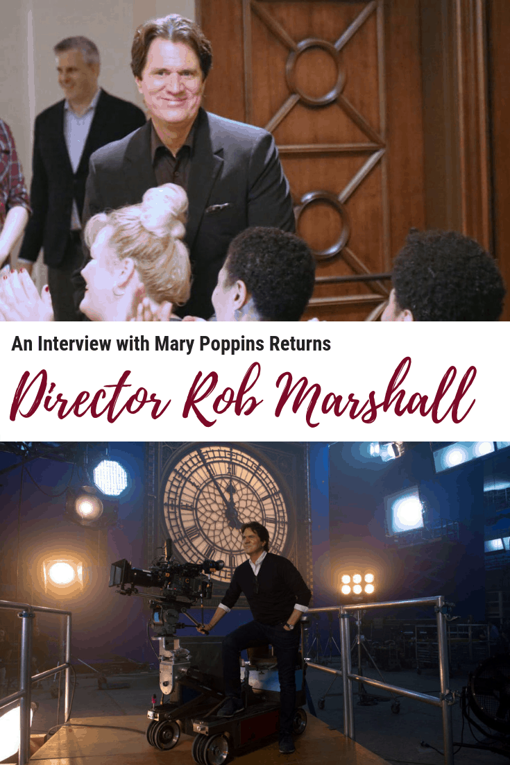 Director Rob Marshall Interview